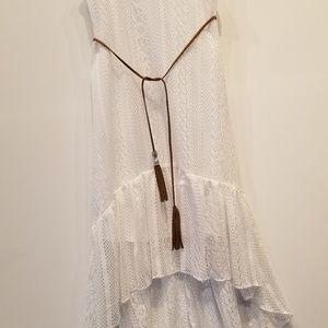Paper Doll Dresses - White Summer Dress